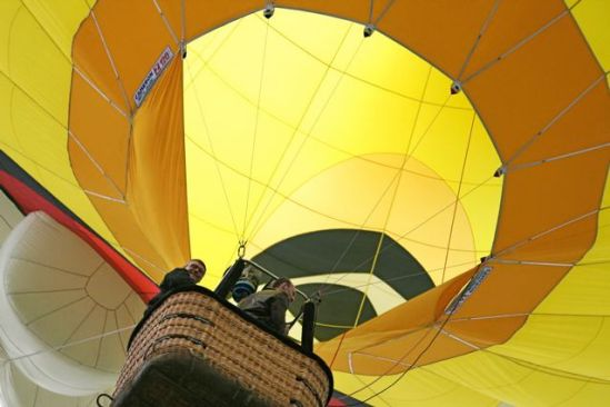 Ballonhappening, Waregem - 04|2009