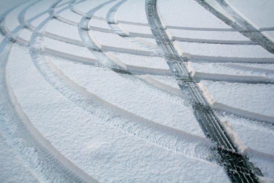 Sneeuwpret - Waregem - 01|2013