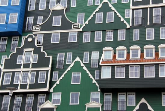 Creatieve architectuur - Amsterdam (Zaanstad) - 05|2013
