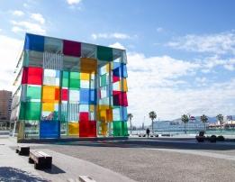 MUELLE UNO Hafen Malaga